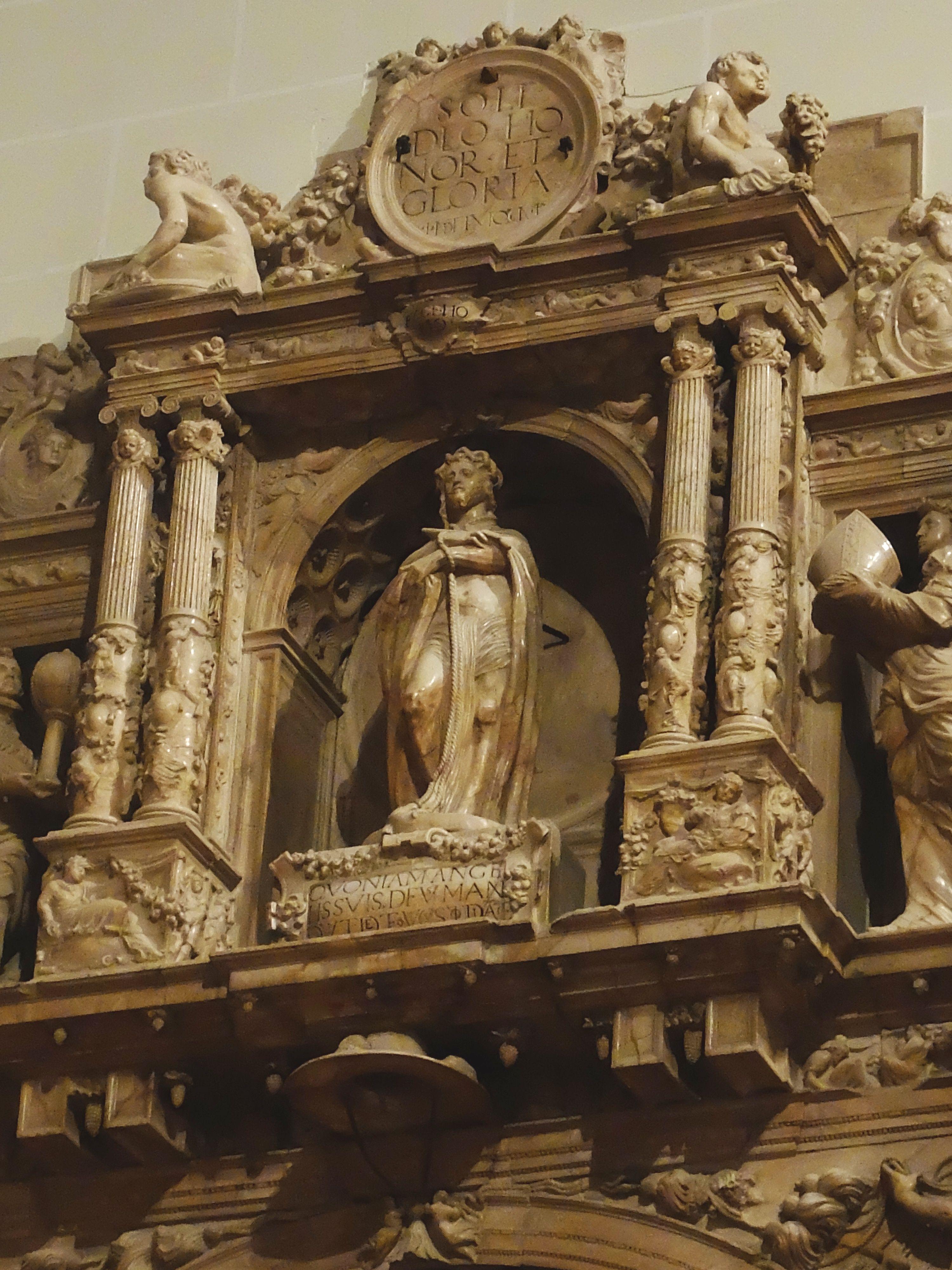 Capilla del Obispo. Madrid