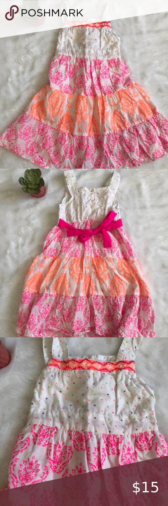 Japna Toddlers Paisley Polka Dot Summer Dress Polka Dot Summer Dresses Summer Dresses Dresses [ 1740 x 580 Pixel ]