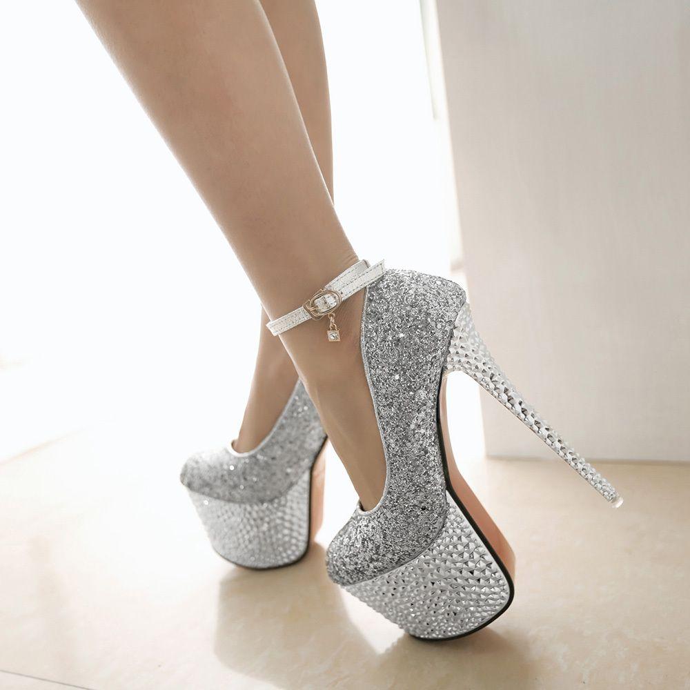 Pumps Heels, Stiletto Heels, High Heels, Stilettos, Glitter Shoes, Fashion  Shoes, Dress Casual, Platform, Footwear