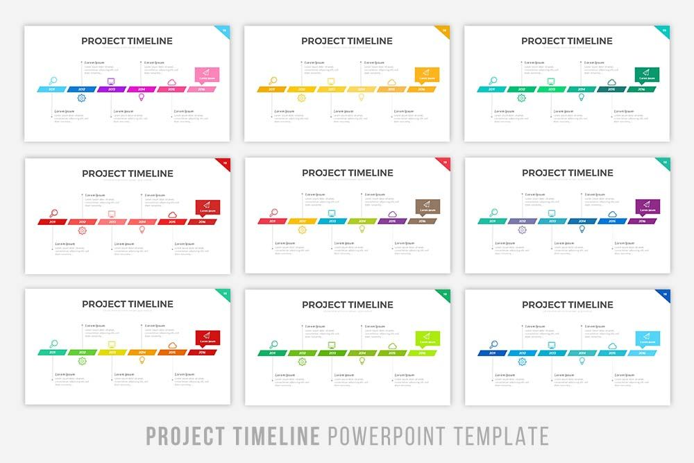project timeline updated v 3 example image 7 design powerpoint templates