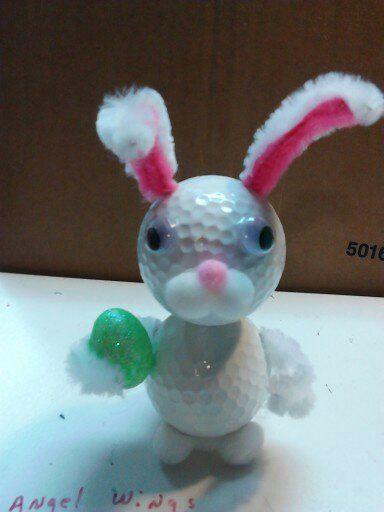 Easter Bunny · Golf Ball ...