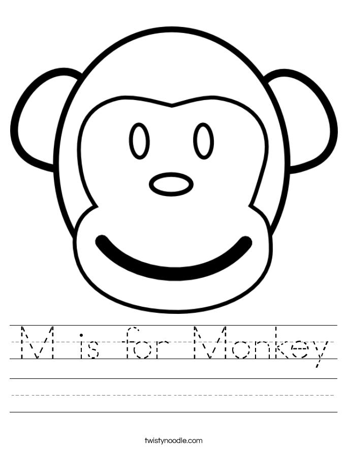 monkey worksheets is for Monkey Worksheet Monkey