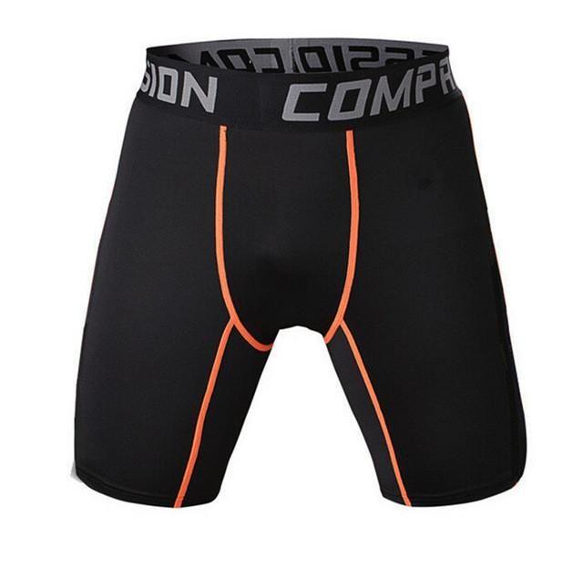 8fcbd688c20 Mens Compression Shorts Camouflage Bermuda Shorts Fitness Men Cossfit Bodybuilding  Tights Camo Shorts MAILALA