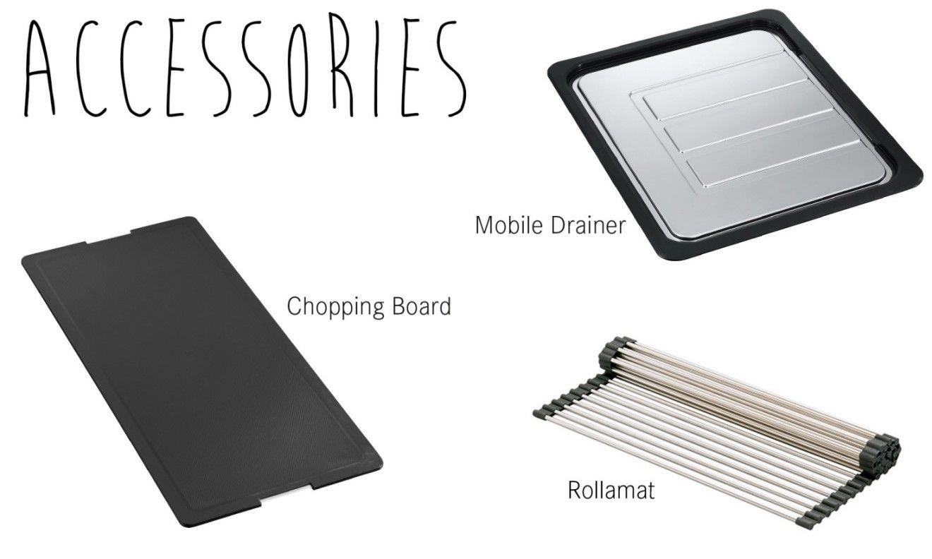 Kitchen Accessories From Franke Kitchen