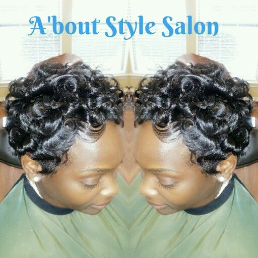 Short hair, don't care   BOOK YOUR APPOINTMENT TODAY!!!    www.styleseat.com/aboutstylesalon