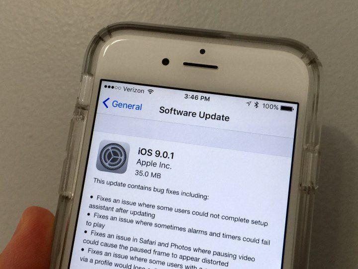 Cara Install Update Ios 9 0 1 Di Iphone Atau Ipad Paling Lengkap Belajar Belajar Bahasa Inggris