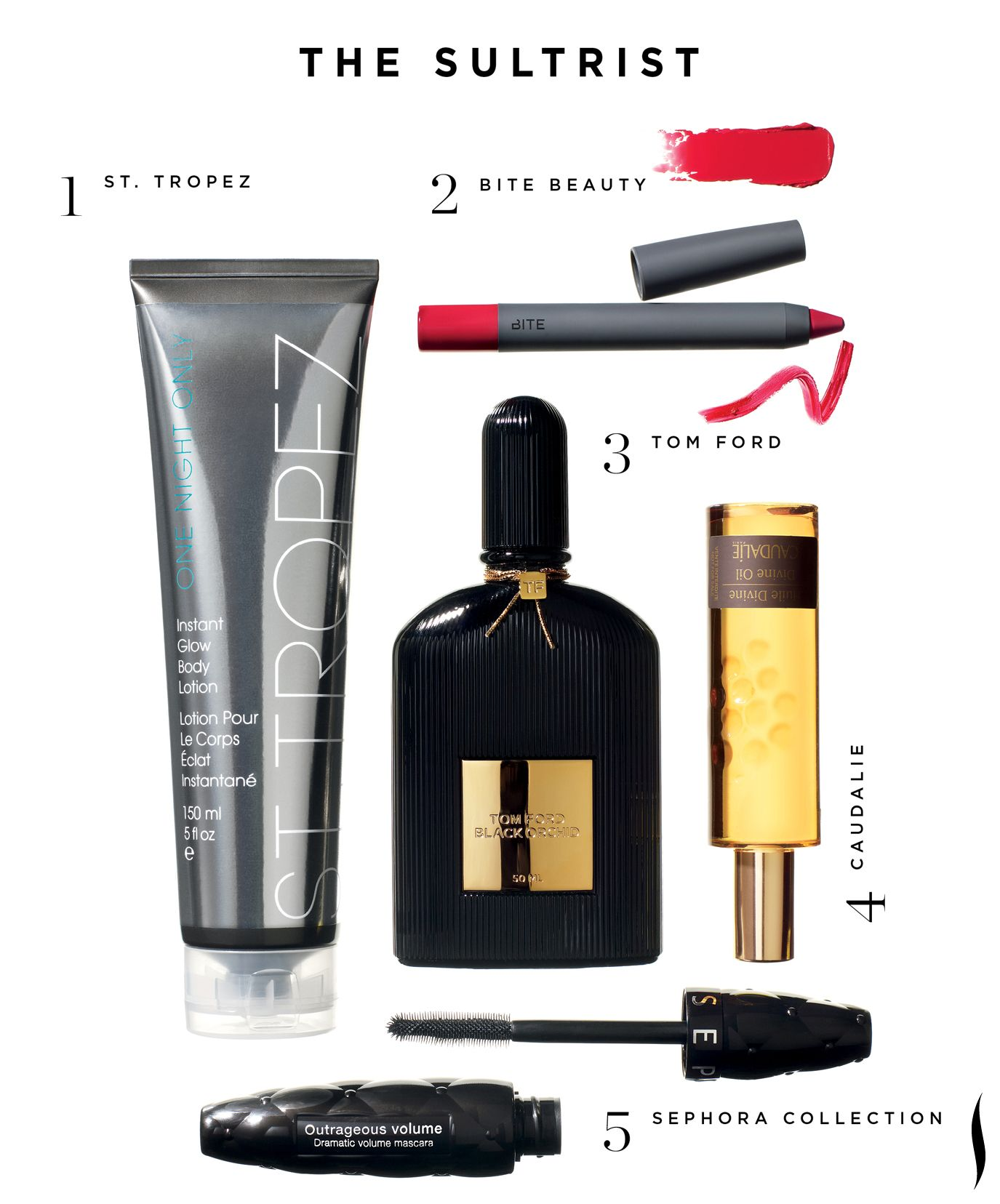 Gifts for The Sultrist. Sephora GiftExtraordinary