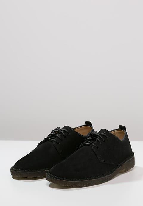 DESERT LONDON Chaussures à lacets black @ ZALANDO.FR