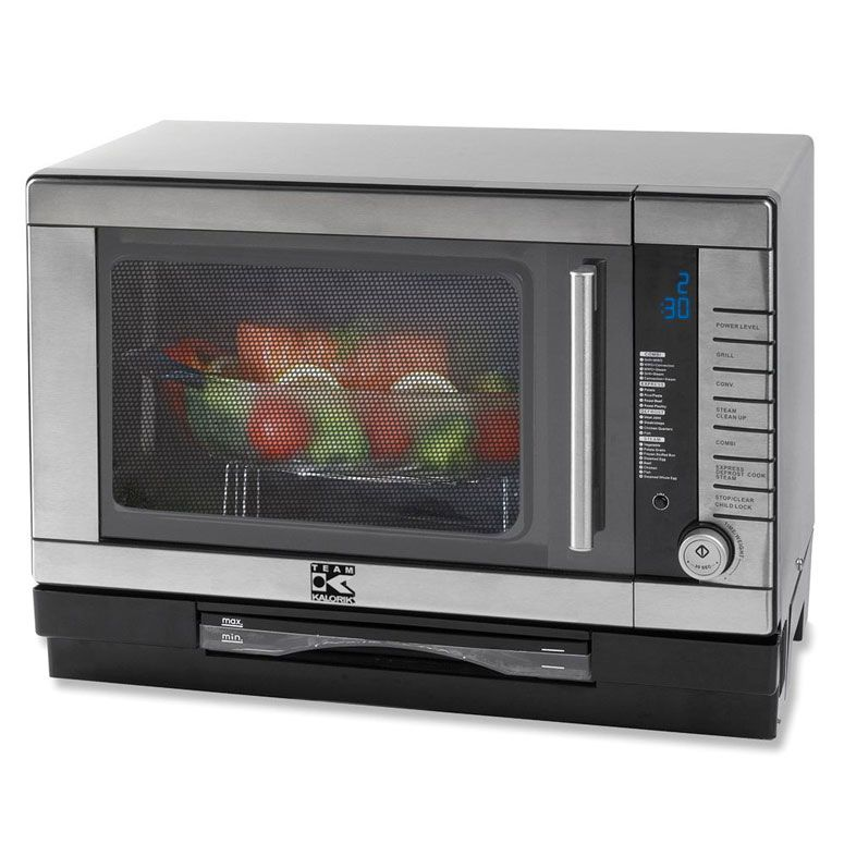 microwaves with convection ovens built in