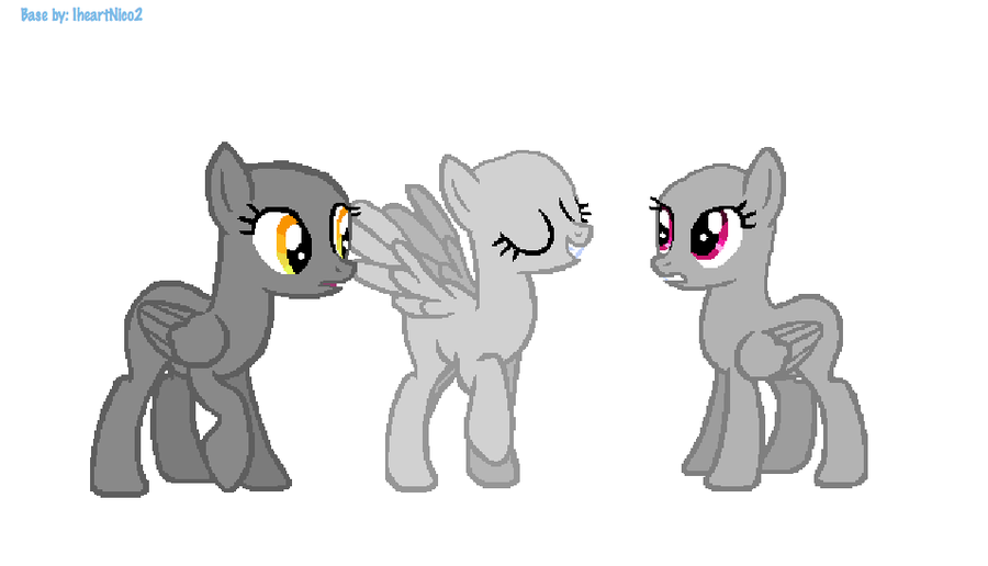 Mlp Group Base Ms Paint Google Search Mlp Fim Mlp Base Base Mlp