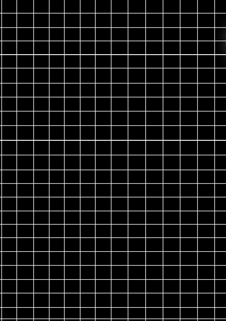 Grid Three Latar Belakang Kertas Catatan Gambar Menakjubkan Aesthetic black grid wallpaper
