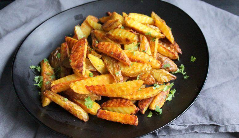 Ofenpommes | selbstgemacht #pommesselbermachenofen
