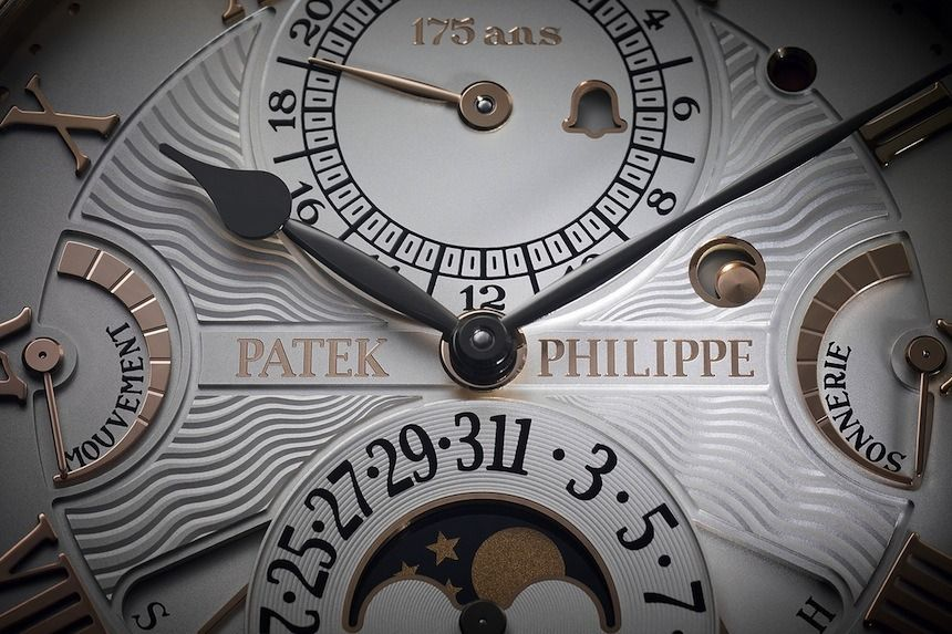 Patek Philippe Grandmaster Chime 5175 Watch. Luxury brands. Luxury goods. Most expensive. Luxury life. Good lifestyle. For more inspirational ideas take a look at: www.bocadolobo.com