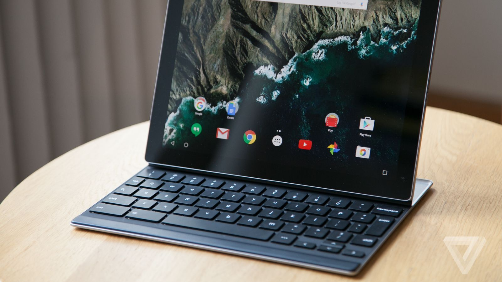Google pixel c review too clever by half