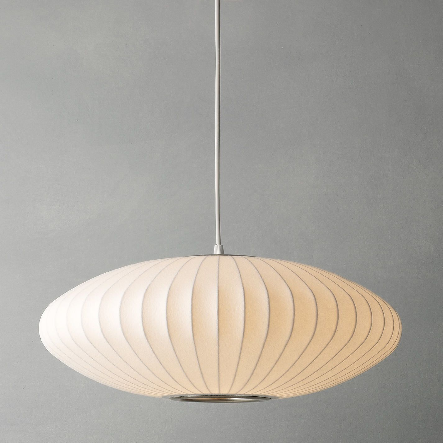 Buy George Nelson Bubble Saucer Ceiling Light, Medium From Our Ceiling  Lighting Range At John Lewis.