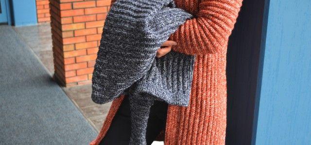 VEST JOYCE, lossen en vasten HR: let op van stone wash wordt vest erg zwaar, dus andere wolsoort kiezen