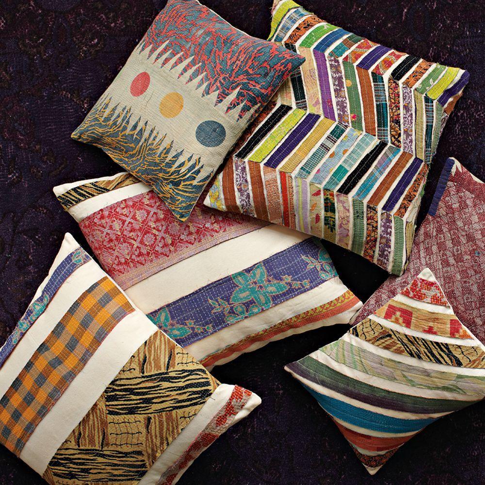 Love these pillows west elm each spaces pinterest