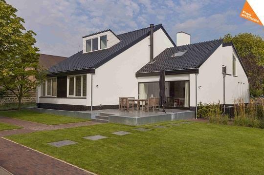 Kraal Architecten - Renovatie in Woudenberg 04 - na de renovatie