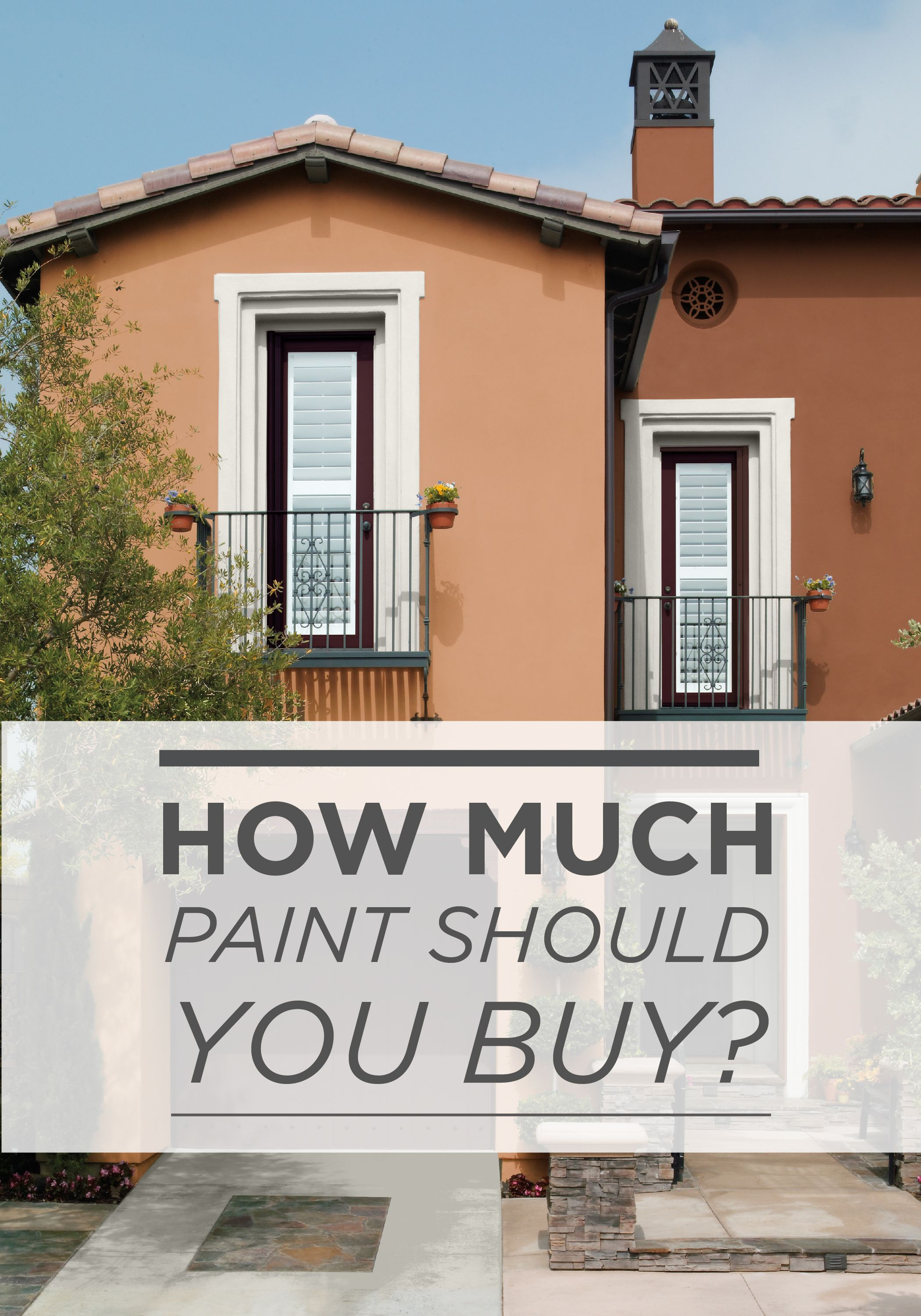 The Age Old Question Whenever You Choose To Update The Exterior Of Your  Home: · Behr PaintInterior ...