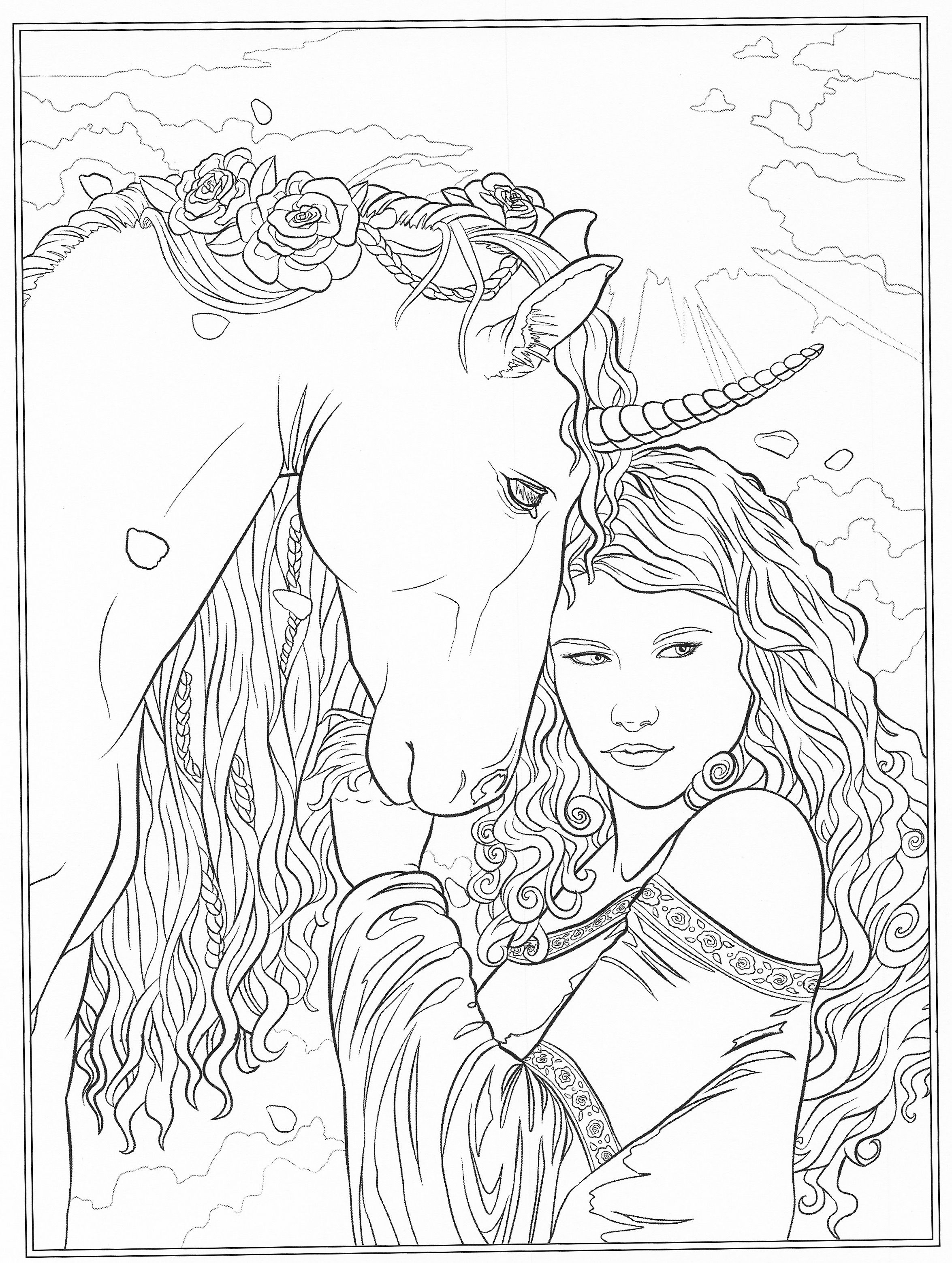 Ideia Por Amanda Gomes Em Desenho Colorir Desenhos Para