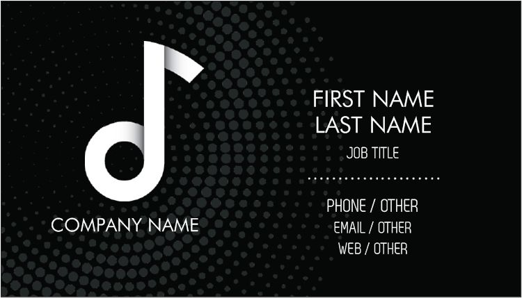 Recycled Matte Business Card Create Business Cards Business