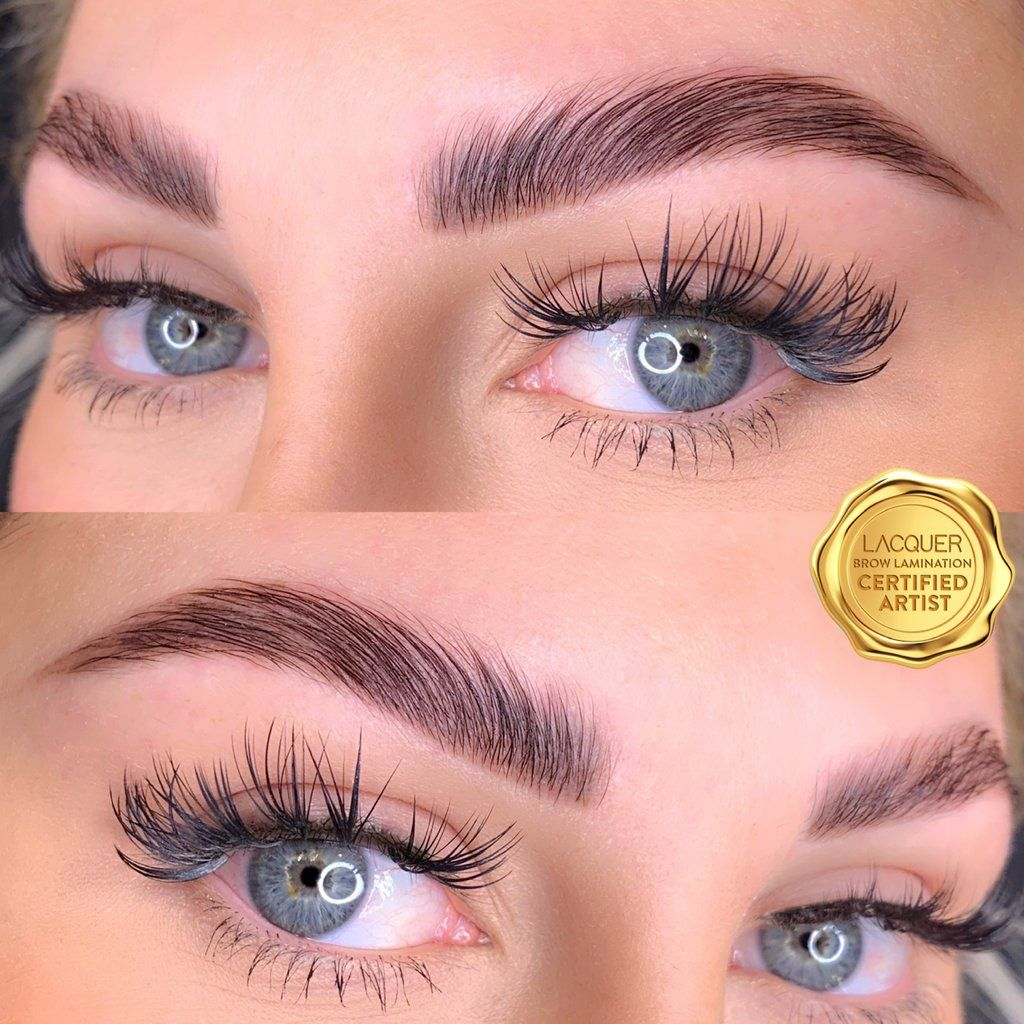 LACQUER® Brow Lamination System + FREE COURSE