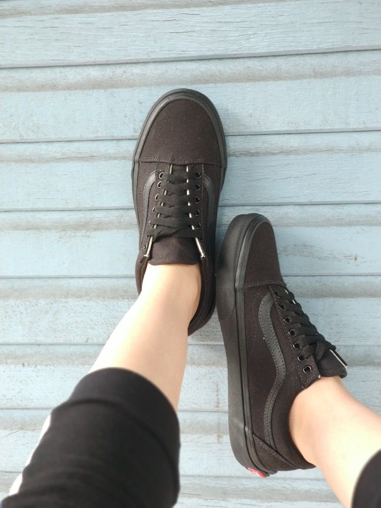 3ec95f0a9 Vans - Old Skool black Vans Old Skool