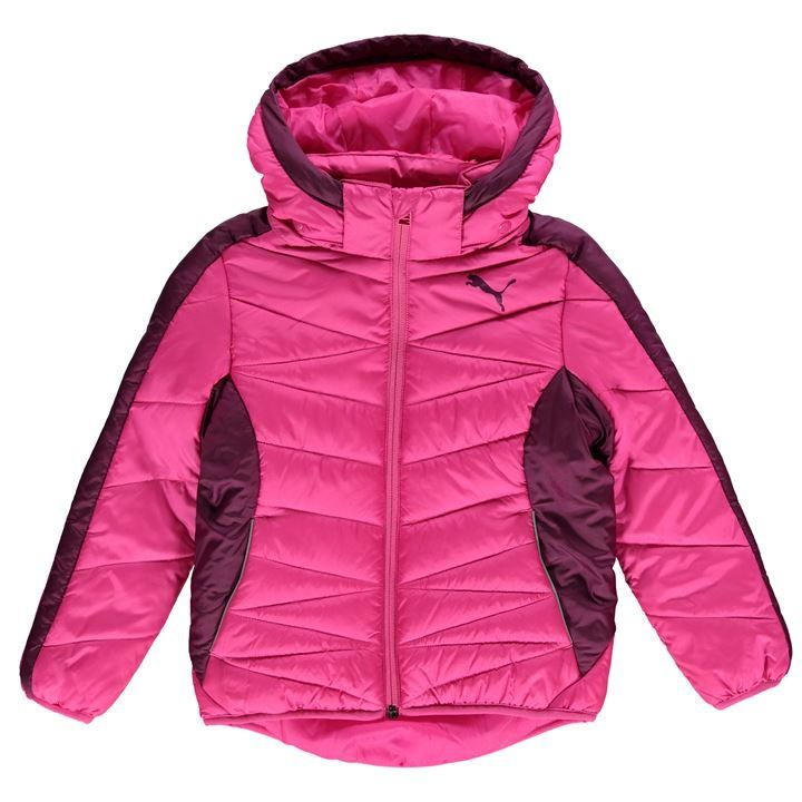 Puma | Puma Norway Jacket Junior Girls | Kids Jackets and Coats ...