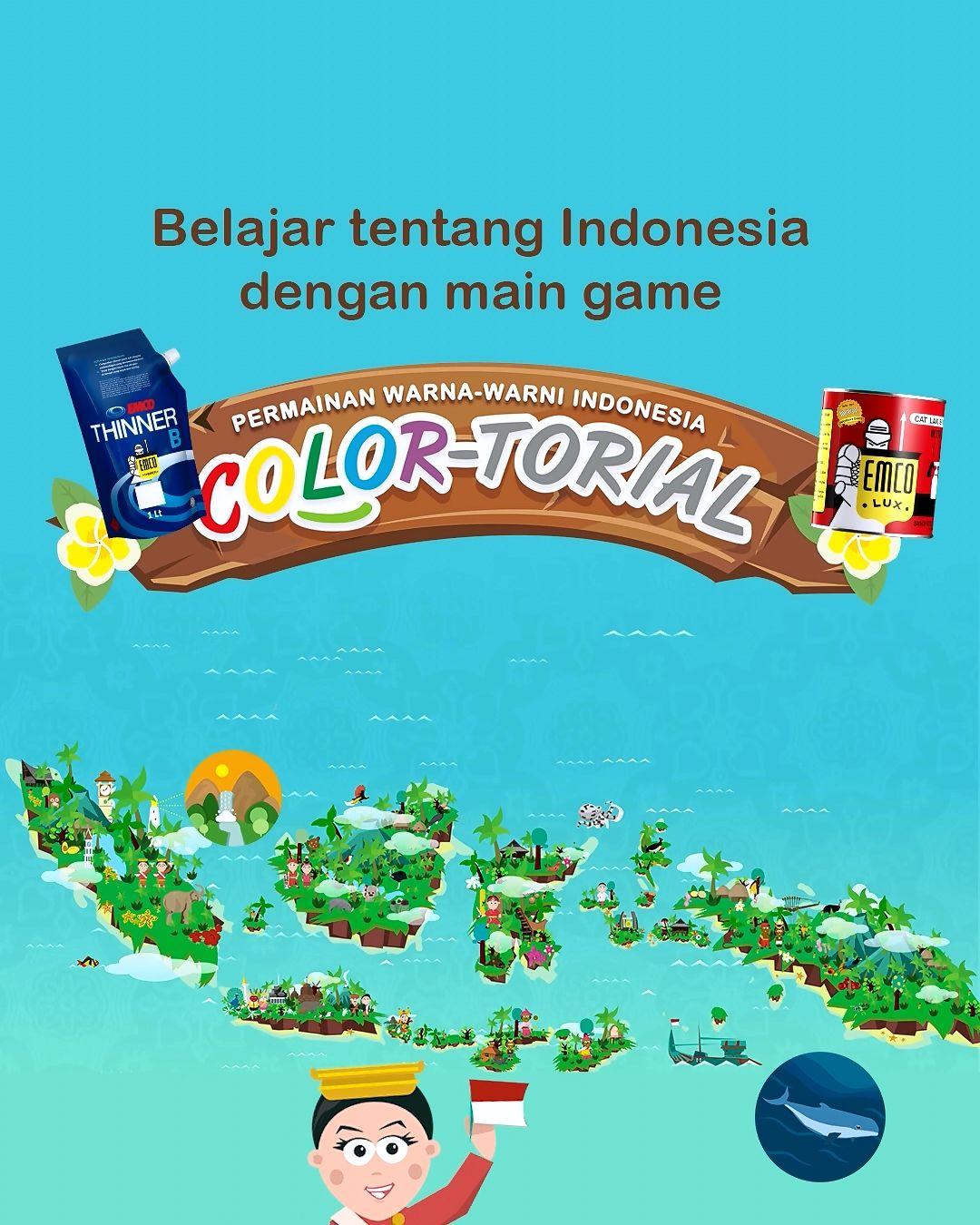 Ayo download Game COLORtorial di Google Play Store via bit