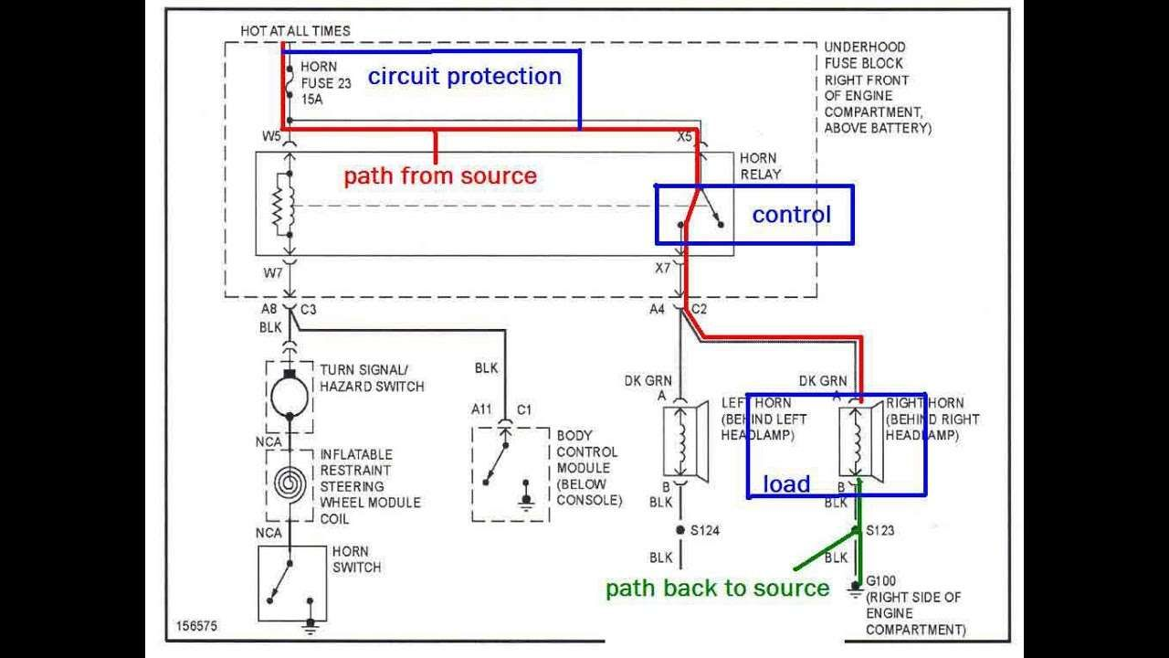 wiring diagram cars trucks wiring diagram cars trucks truck horn wiring wiring diagrams [ 1280 x 720 Pixel ]