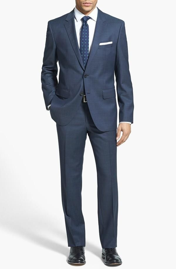 Hugo Suit With Images Well Dressed Men Fashion Men 2014 Suits