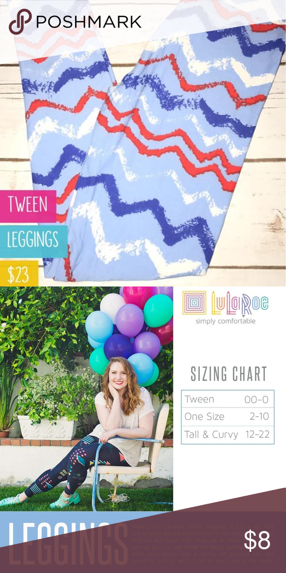 Lularoe Tween Leggings Size Chart : lularoe, tween, leggings, chart, Tween, Lularoe, Leggings, Chart, Friends