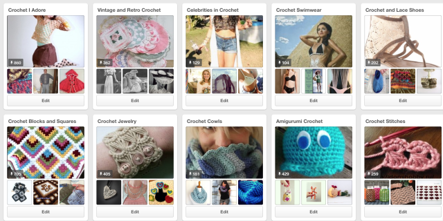 Like #crochet? Like #pinterest? Here are 15 Crochet Pinterest Boards for Inspiration
