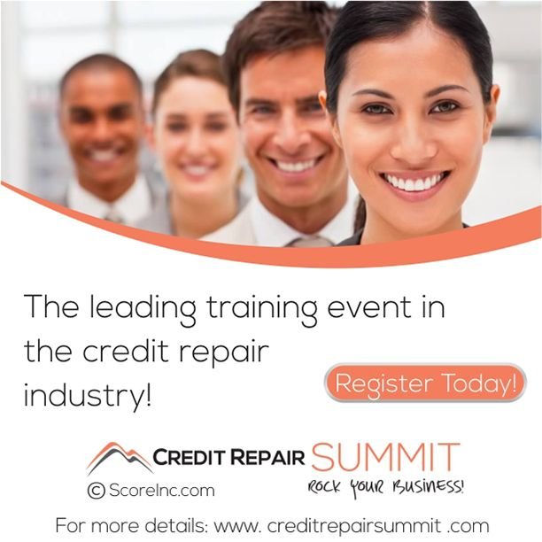 Get over 30 hours of Credit Repair Business Training fr the ...