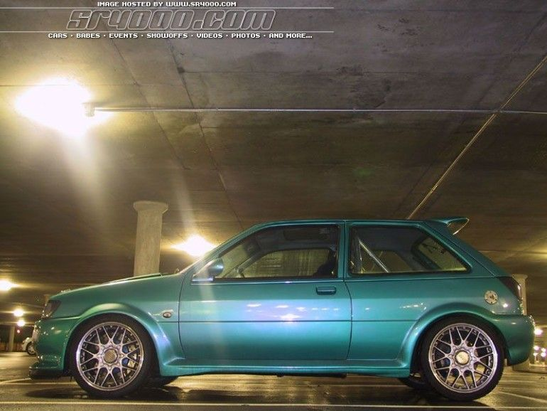 Ford Fiesta Mk3 Tuning 15 Ford Carros Auto