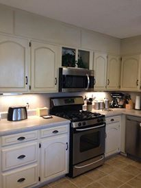 Kitchen Cabinets done by a Sophie's customer in Chalk ...