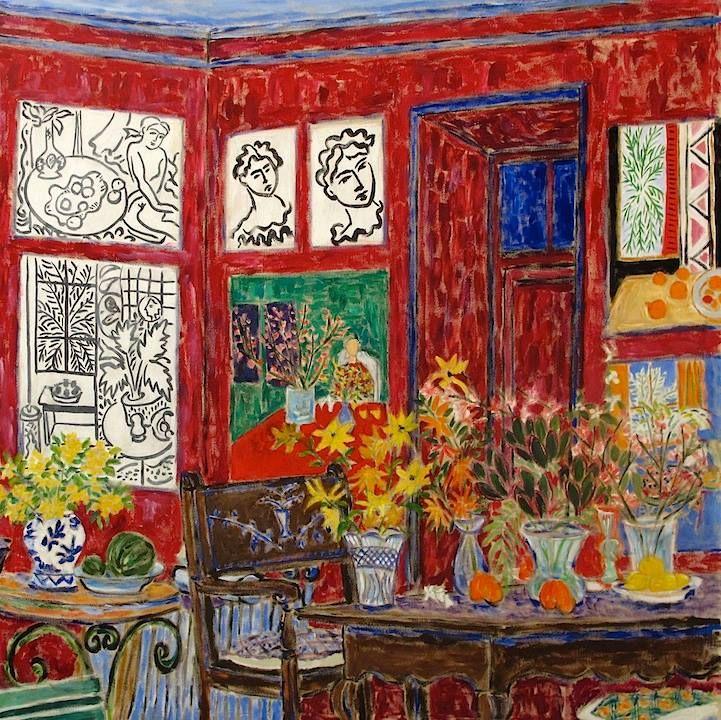 Matisse's Studio in Vence