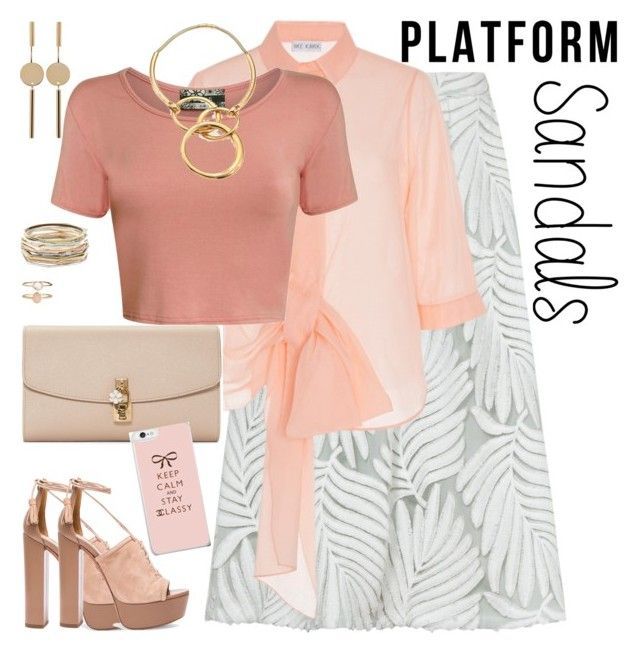 """Soft Transition"" by petalp ❤ liked on Polyvore featuring Reiss, Aquazzura, Dice Kayek, Pilot, Maiyet, Dolce&Gabbana, Accessorize, Kendra Scott, Isabel Marant and ootd"