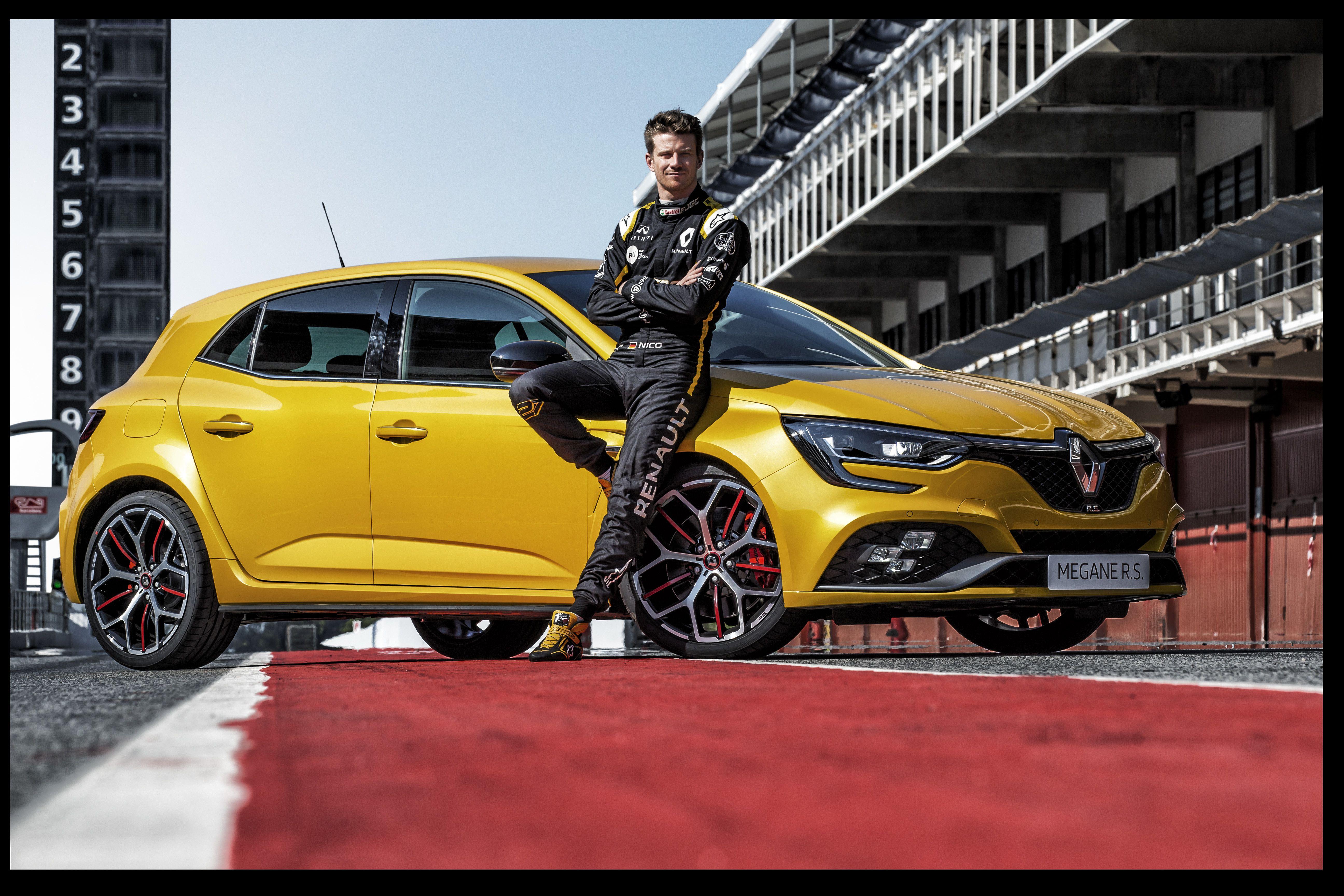 Renault Megane R S Trophy Biler Bil