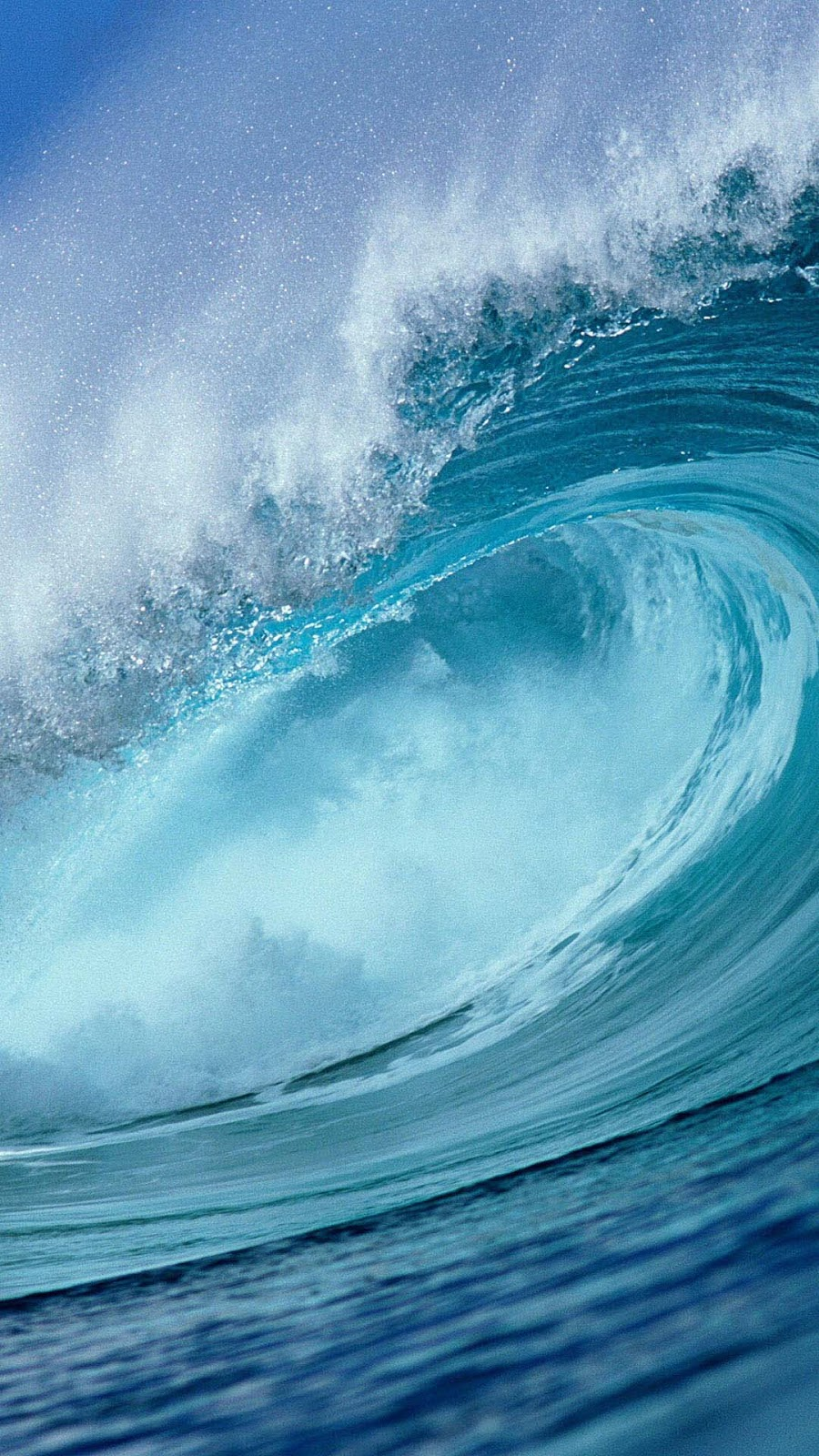 High Quality Mobile Smartphone Wallpapers And Backgrounds Full Hd 1080p In 2020 Ocean Waves Waves Ocean Pictures
