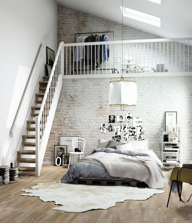 Inspiring Ways To Decorate Exposed Brick