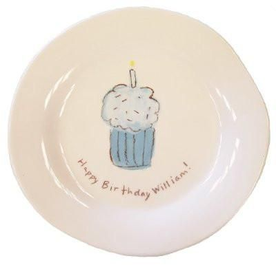 Holiday Ceramic Plate | Personalized