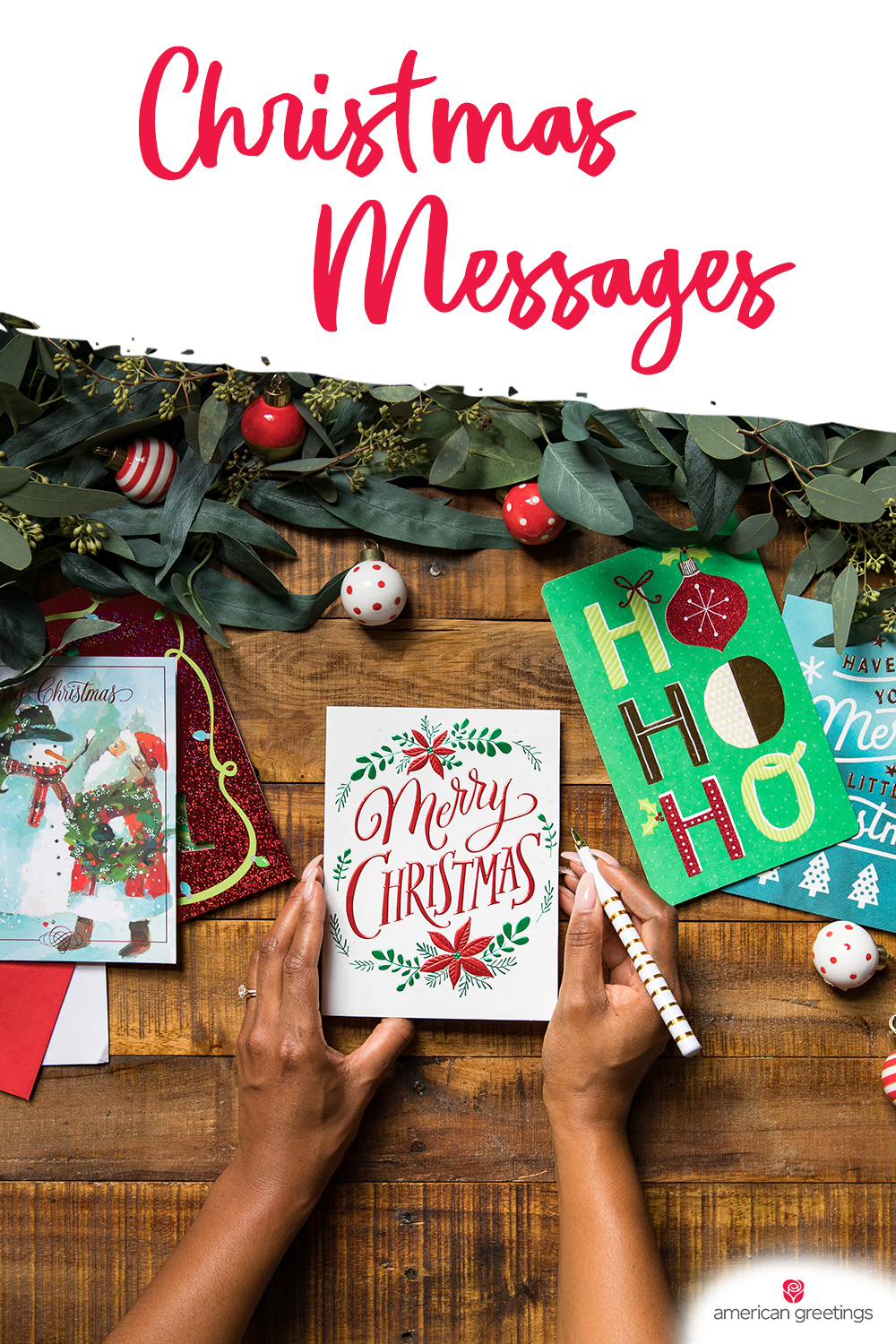 What To Write In A Christmas Card Christmas Card Messages Christmas Card Sentiments Christmas Messages