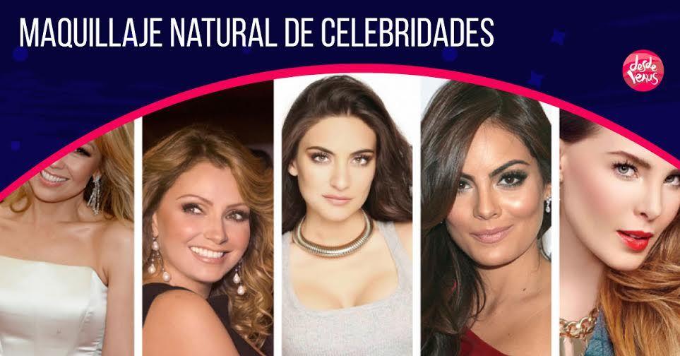 Maquillaje natural de las celebridades #maquillaje #celebridades #naturallook