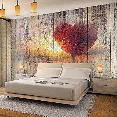 Fototapete Herbst 396 x 280 cm Vliestapete Wandtapete