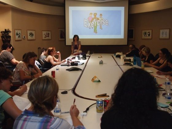 Photos: Kickoff of Stephens College Low Residency MFA