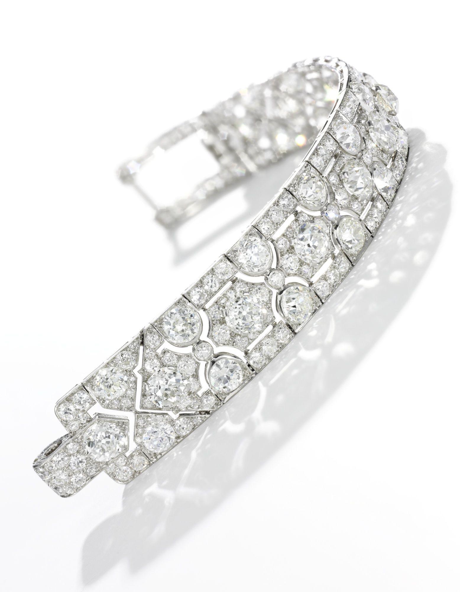 Diamond bracelet cartier s of strap and buckle design