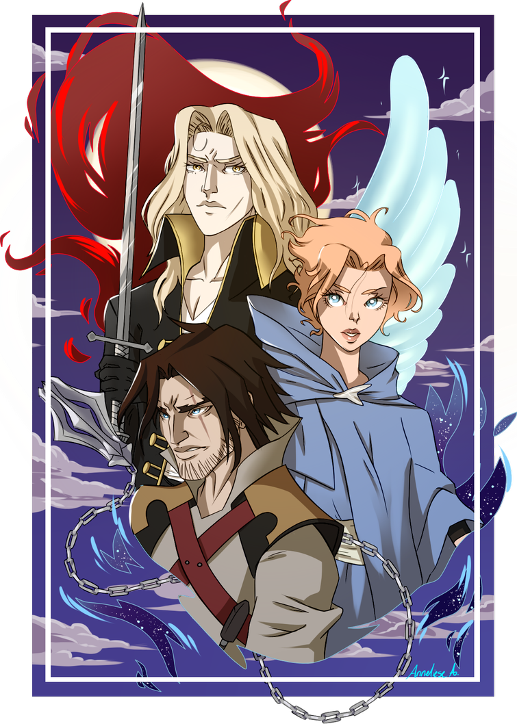 Castlevania by on