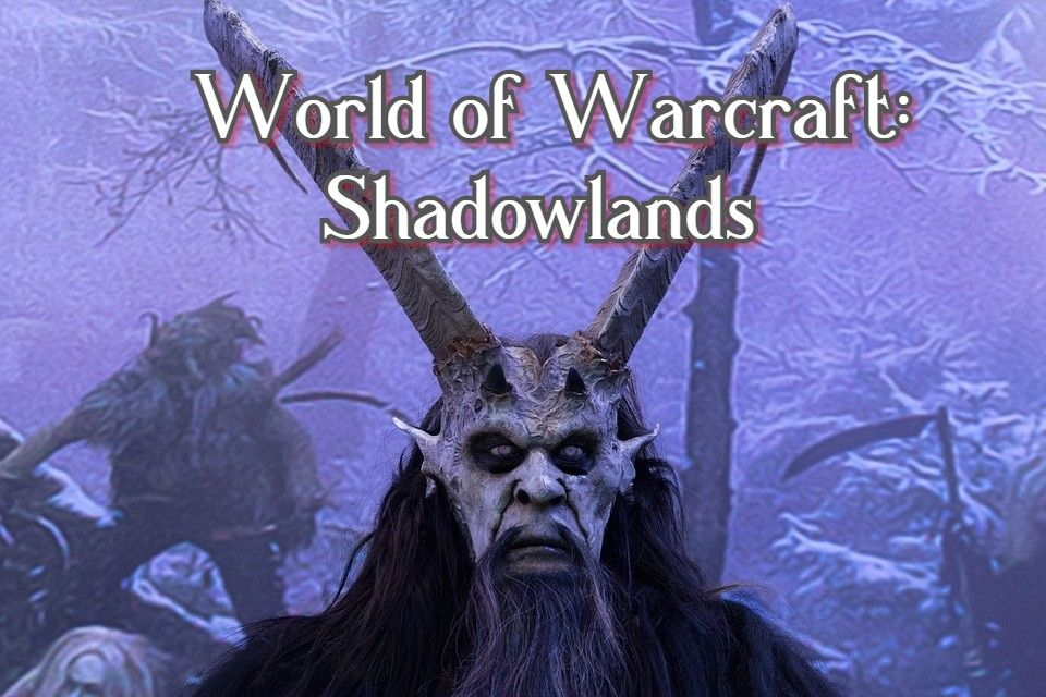 World Of Warcraft Shadowlands Revealed At Blizzcon In 2020 World Of Warcraft Blizzcon Warcraft