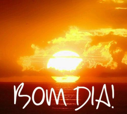 Bom dia Sol nascente | Mundo Mensagens | Bom dia sol, Por do sol, Mensagens  de bom dia
